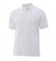 Poloshirt, kurzarm, mercerisiert